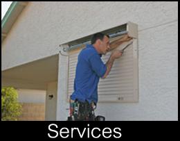 hurricane shutter services charleston